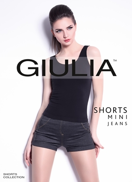 Imagen de Shorts Mini Jeans modelo 1